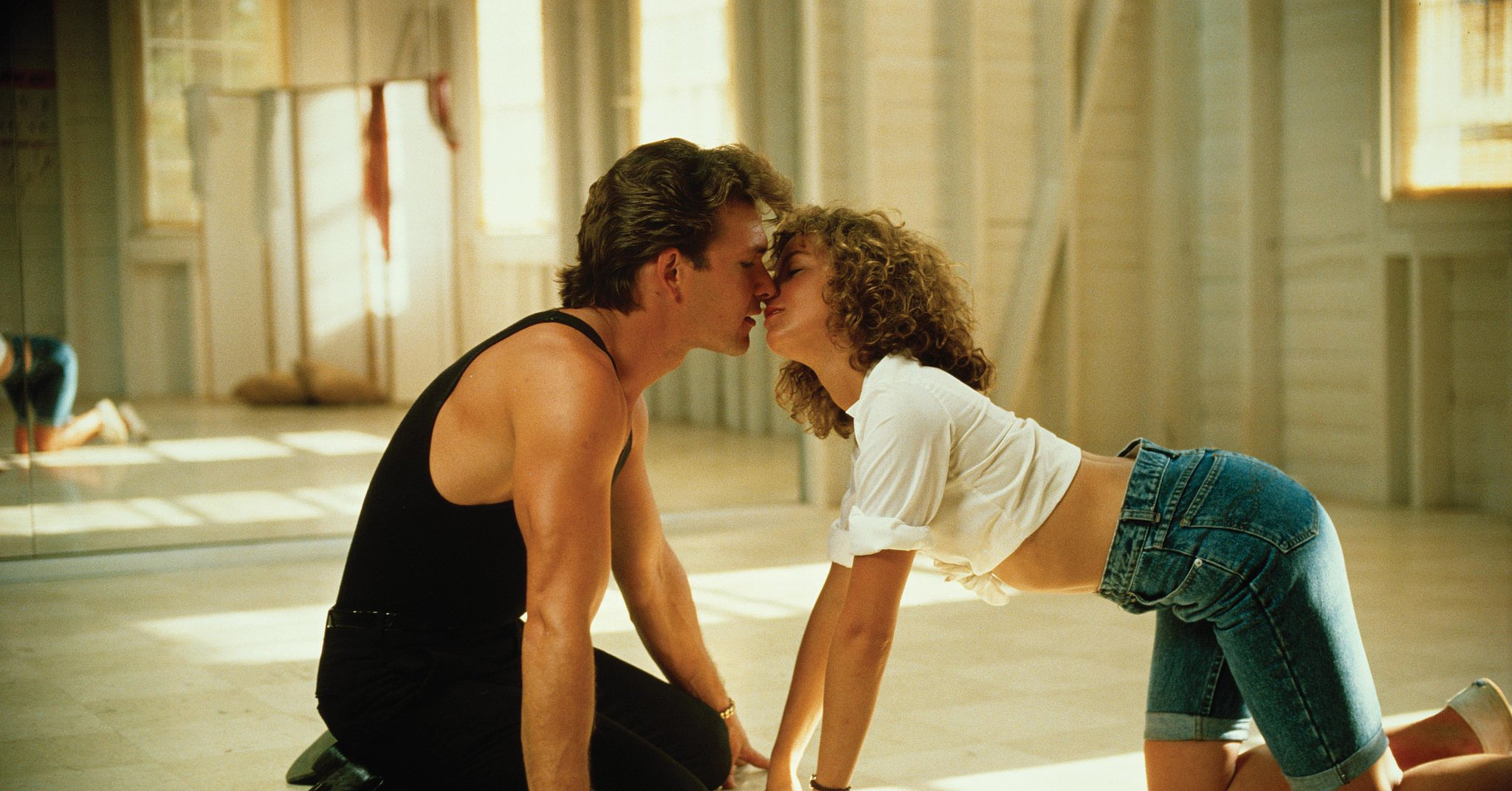 Dirty Dancing comes to Summer Movie on the Canal . July 15 +16 at the Green Building.