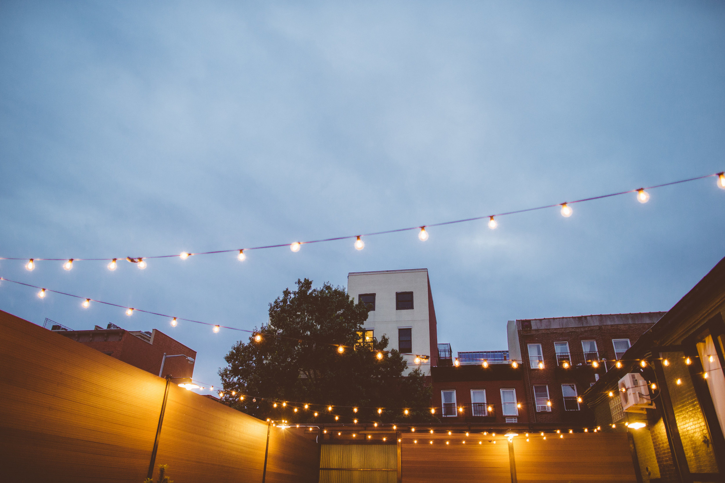 Watch ' Dirty Dancing ' underneath the stars on July 15 + 16 at the Green Building. Don't forget your blanket! Photo: JBM Weddings.