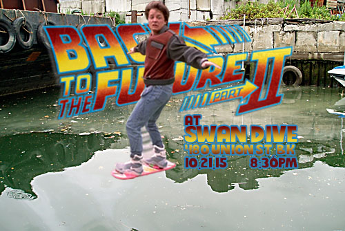 back to the future gowanus canal