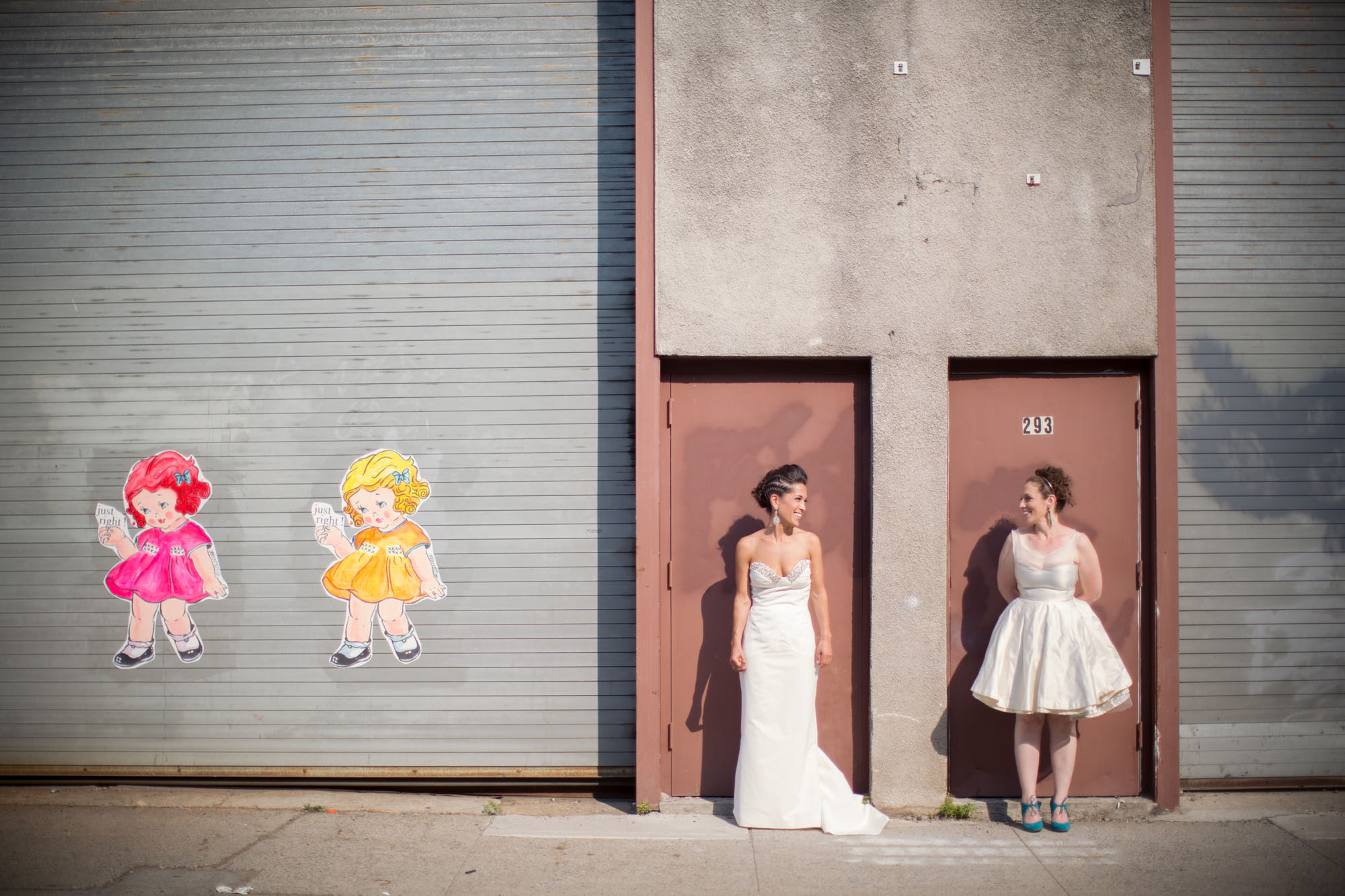 Photo by  Weddings by Two