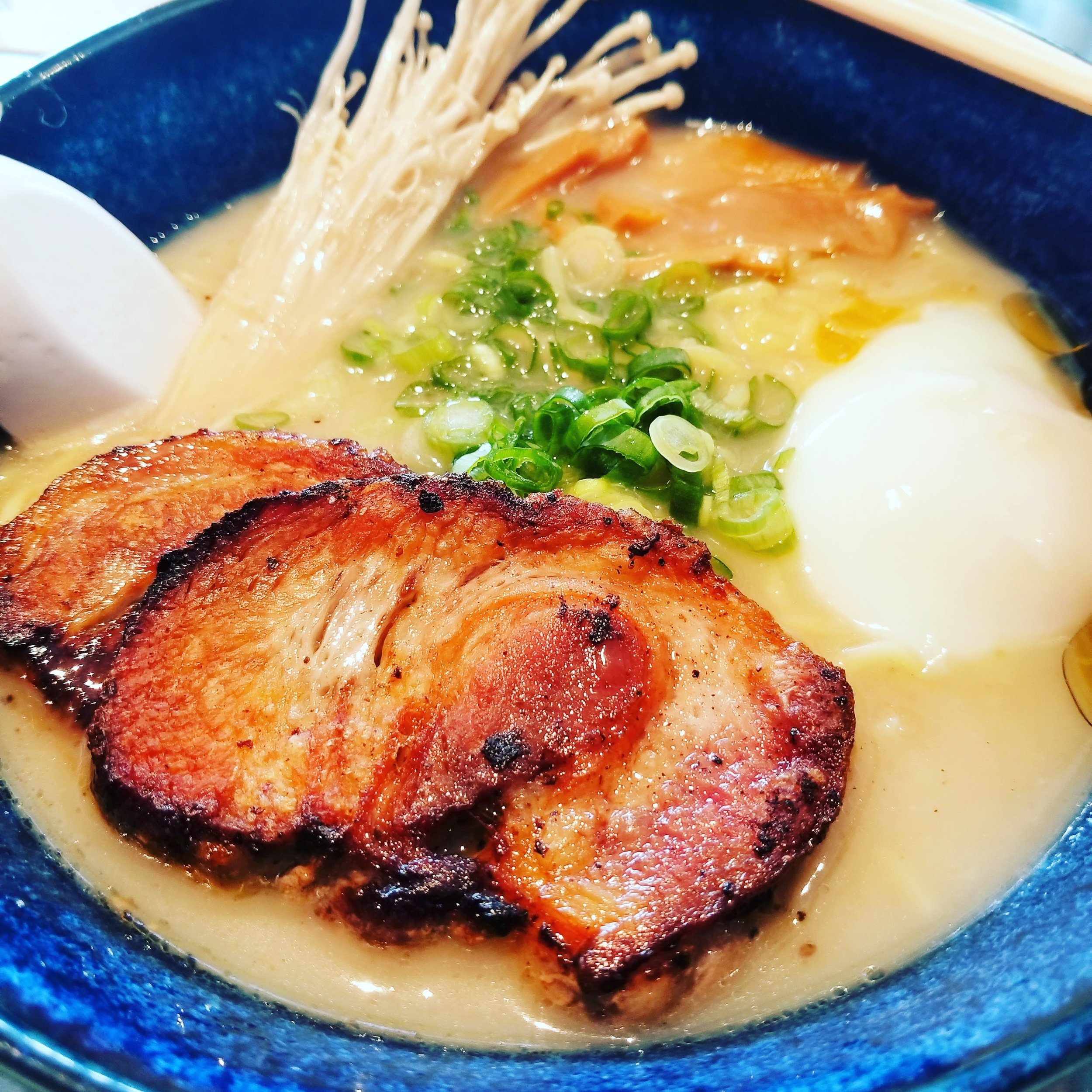 Tonkotsu ramen. | Courtesy of Ramen Tei