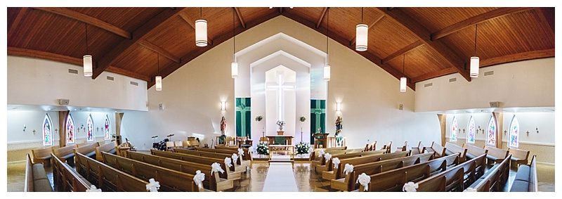 san antonio wedding - Our Lady Queen of Heaven Parish