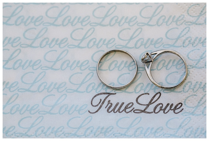 Macro Rings - True Love - San ANtonio Photographer