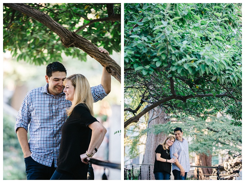 SAN ANTONIO ENGAGEMENT