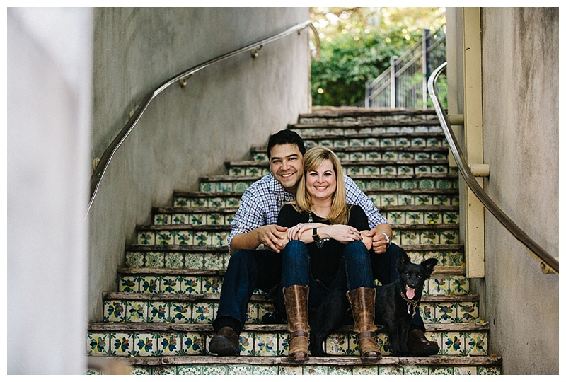 san antonio engagement session