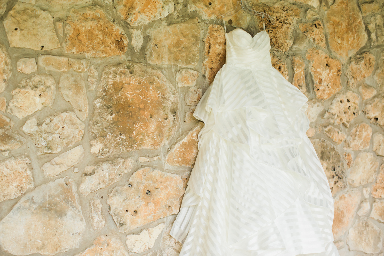 Bridal Dress - San Antonio Wedding Photographer