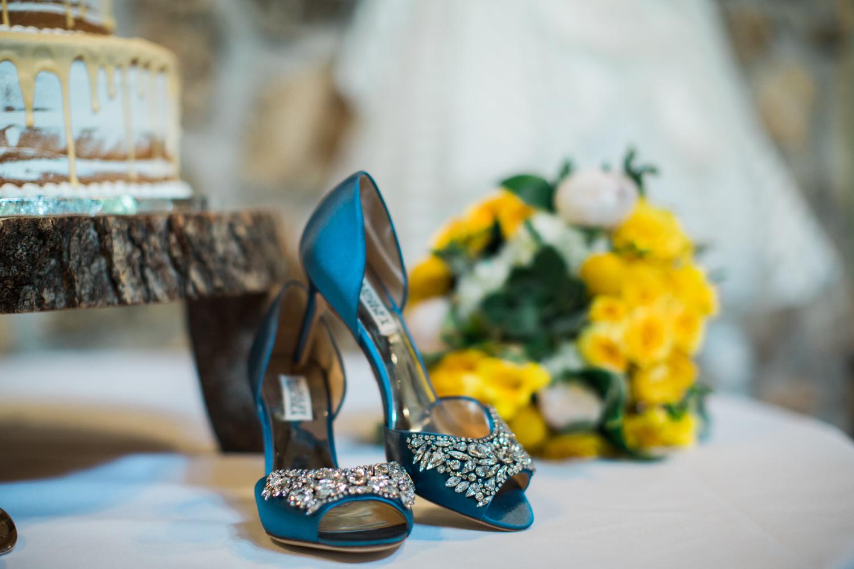 Wedding Shoes - Sonterra Club