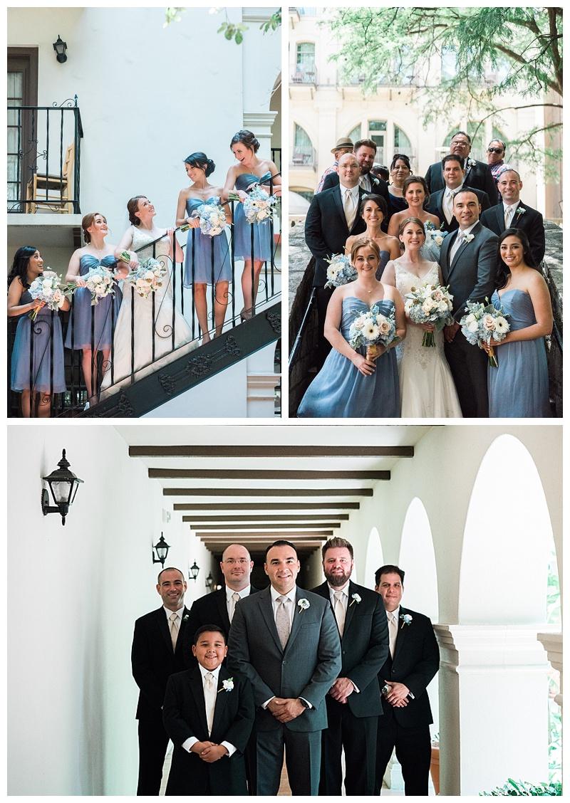 Bridal Party - Omni Hotel Del rio