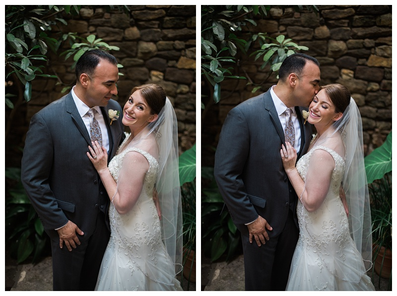 Wedding Portraits - Texas Del Rio Omni La Mansion