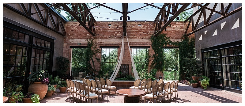 hotel emma ceremony - the pearl san antonio texas
