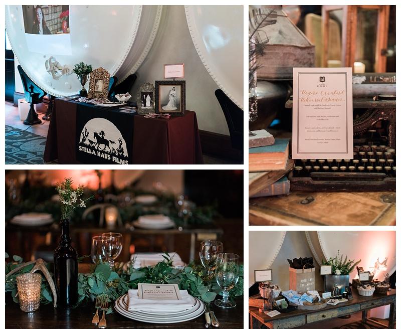 Hotel Emma Date Night Wedding