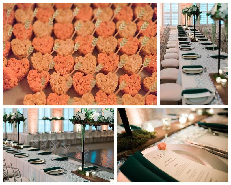 Valencia Hotel Details - San Antonio Wedding