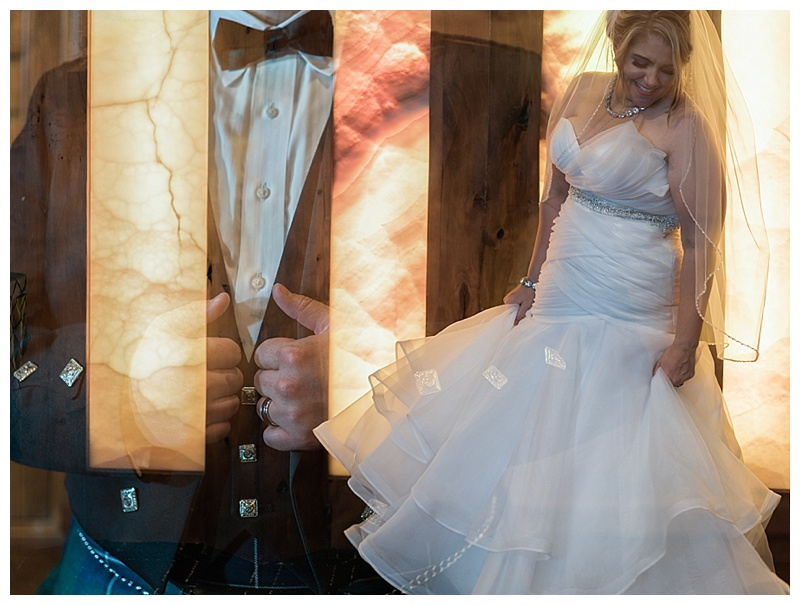 best double exposure - san antonio wedding photography
