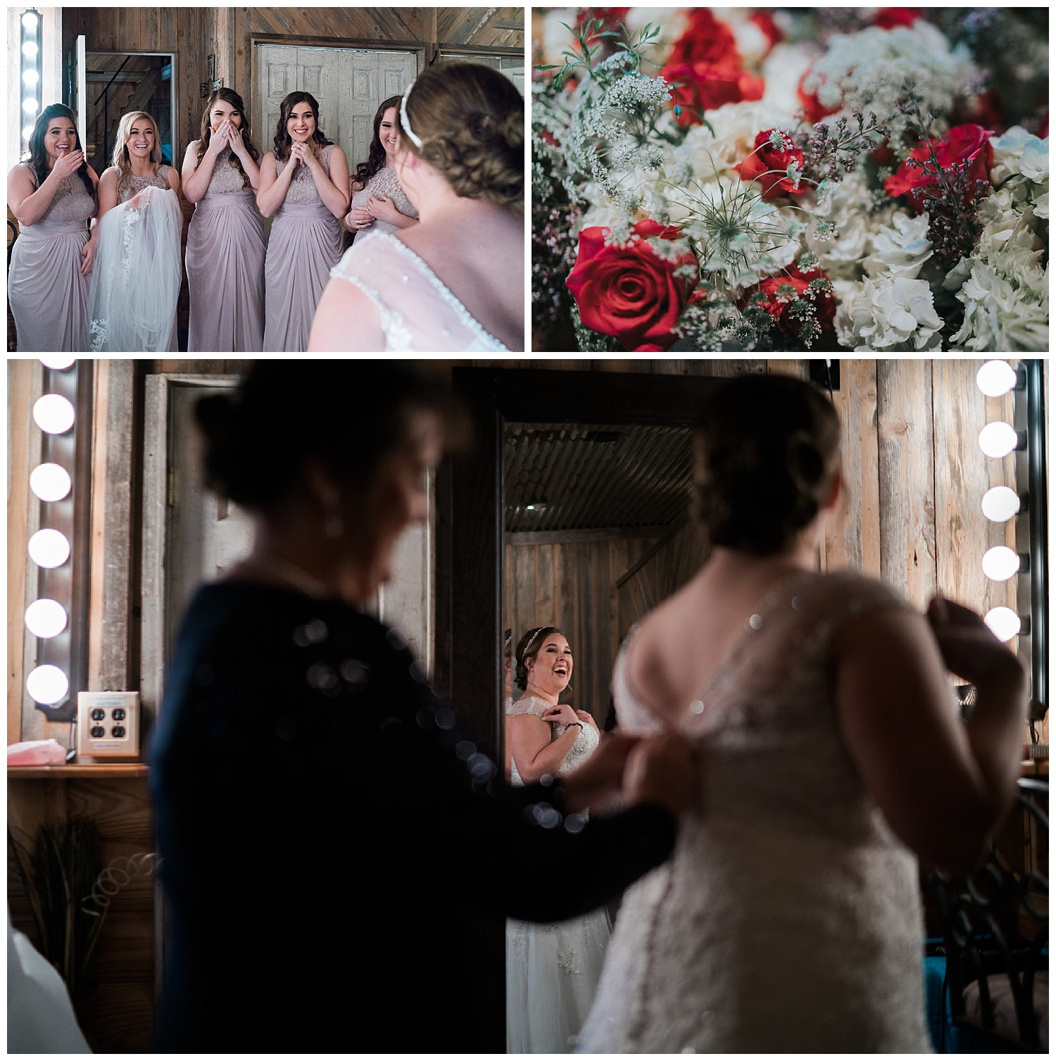 First Look - San ANtonio Wedding Photographer