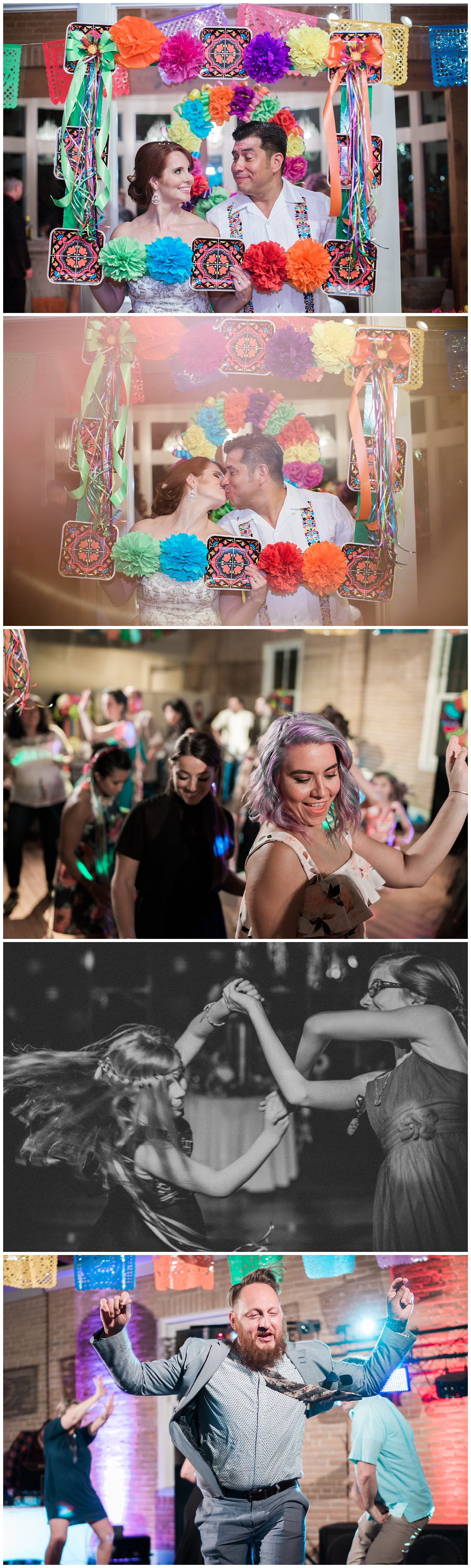 fiesta wedding, san antonio texas