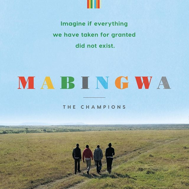 Mabingwa premiers in Nairobi on March 14. Check here for details soon.