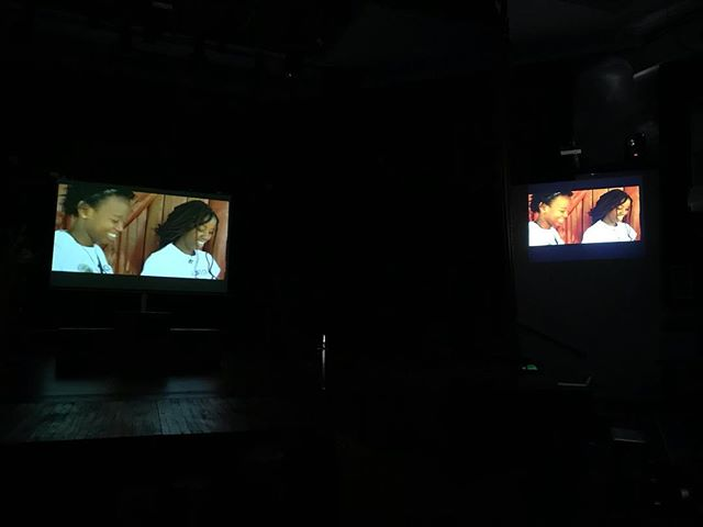 Set up and testing for tomorrow's screening at Brookhouse School in Nairobi. We are expecting over 400 students from the area. Can't wait! #mabingwa