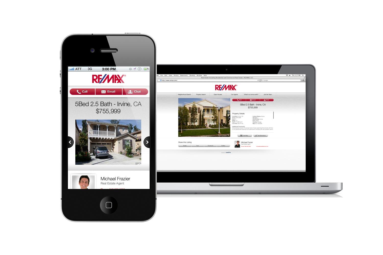 REMAX MOBILE WEBSITES