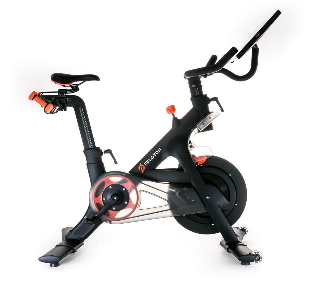 The Peloton Bike - a moving sculpture!