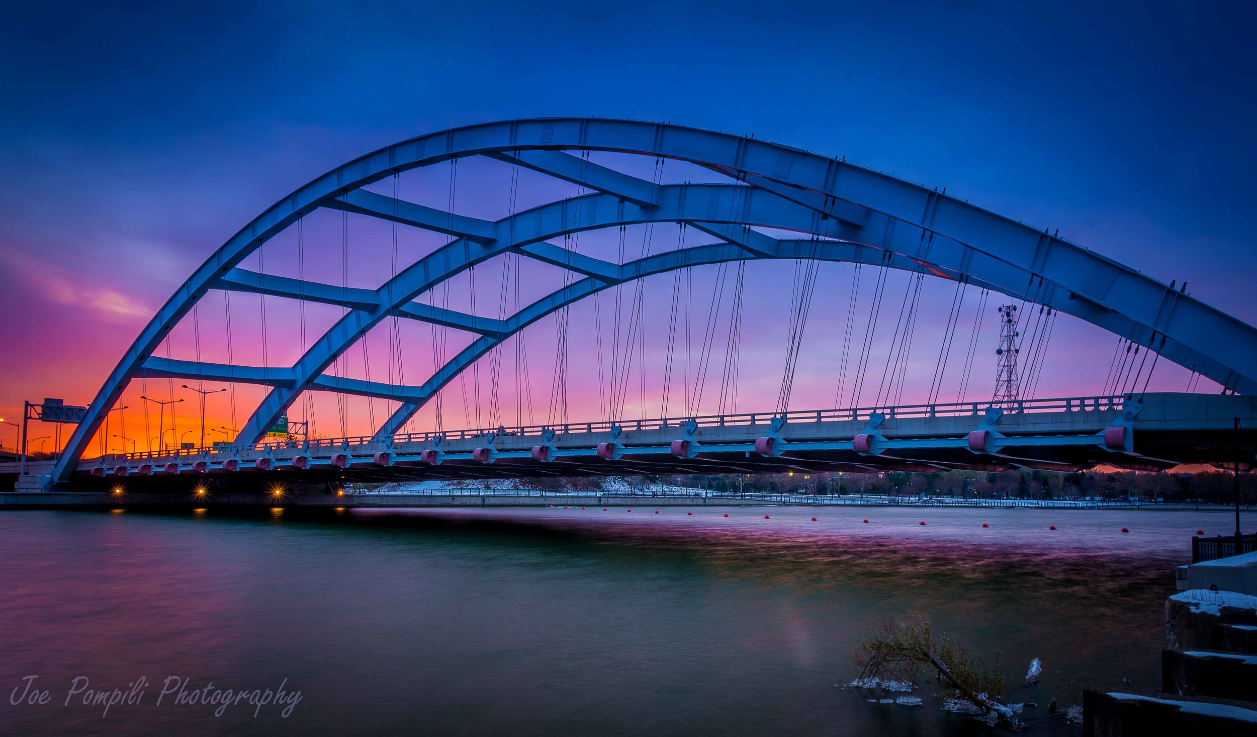 Fredrick Douglass-Susan B. Anthony Memorial Bridge (#5R)