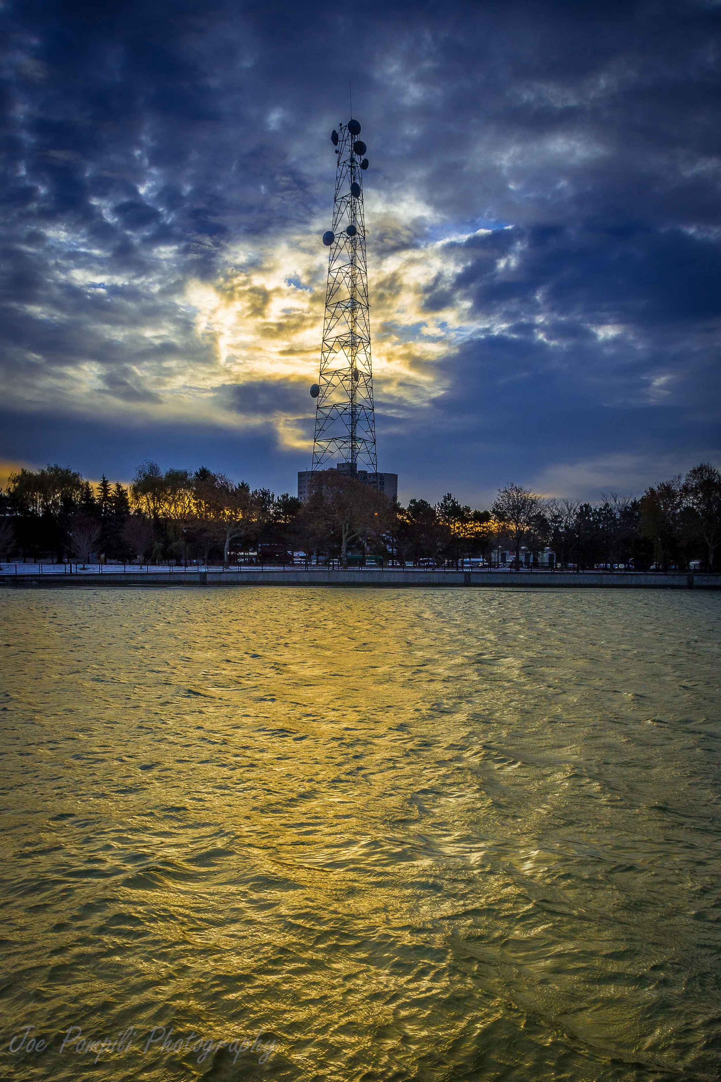 Genesee River- Cell Tower Portrait (#33)