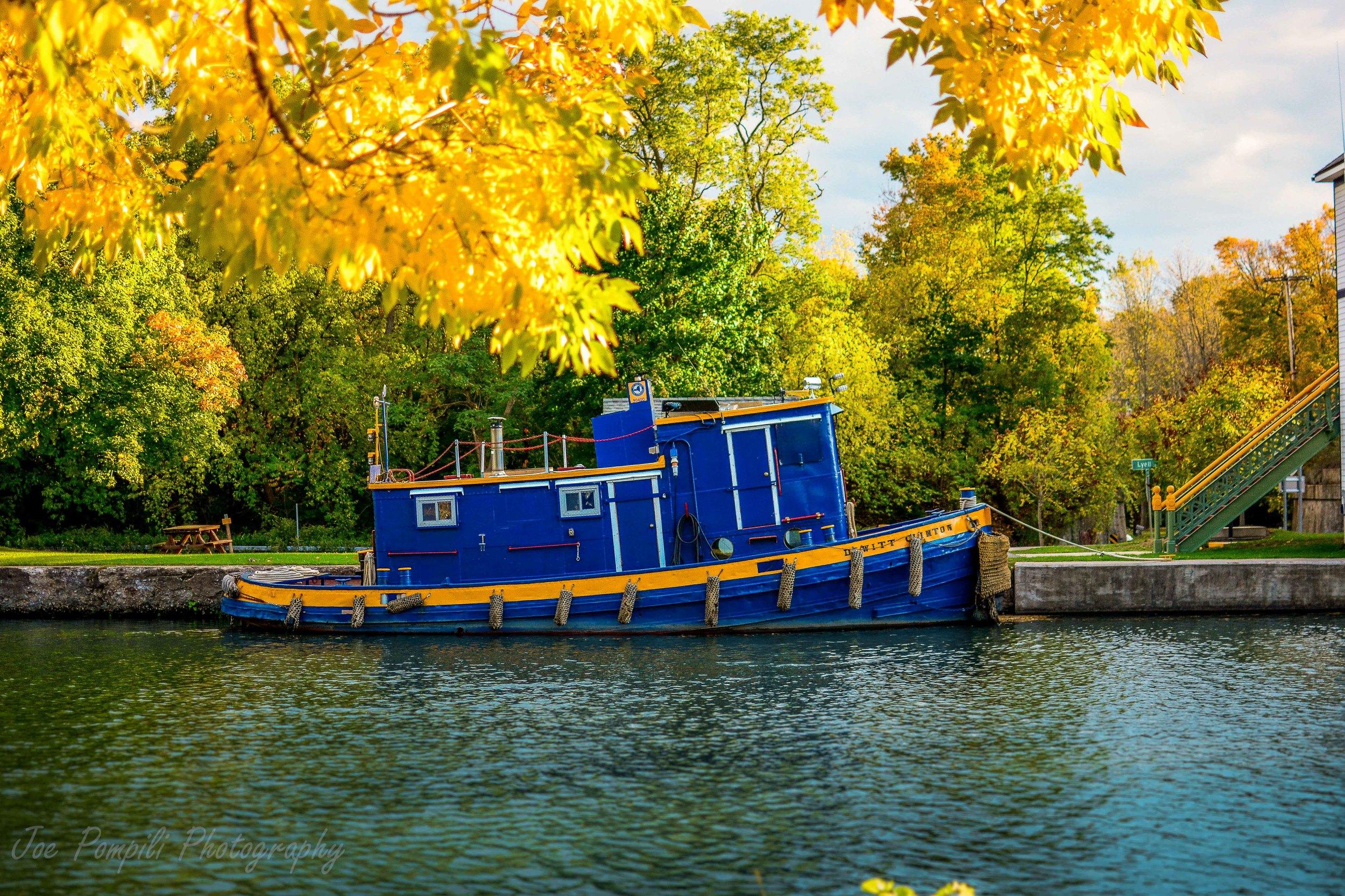 Erie Canal Tugboat- Adams Basin (#2EC)