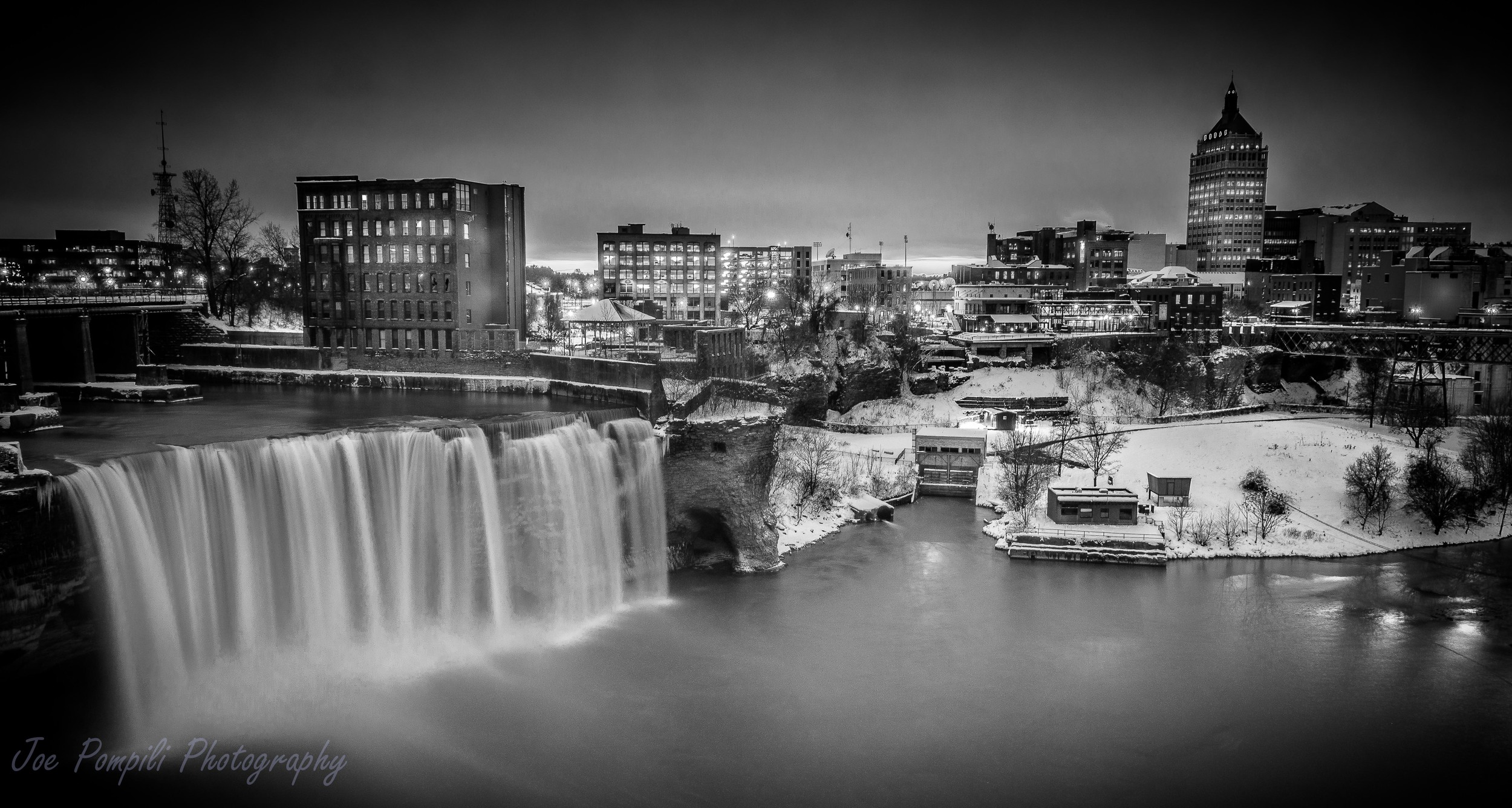 High Falls- Kodak (#13R) Panoramic