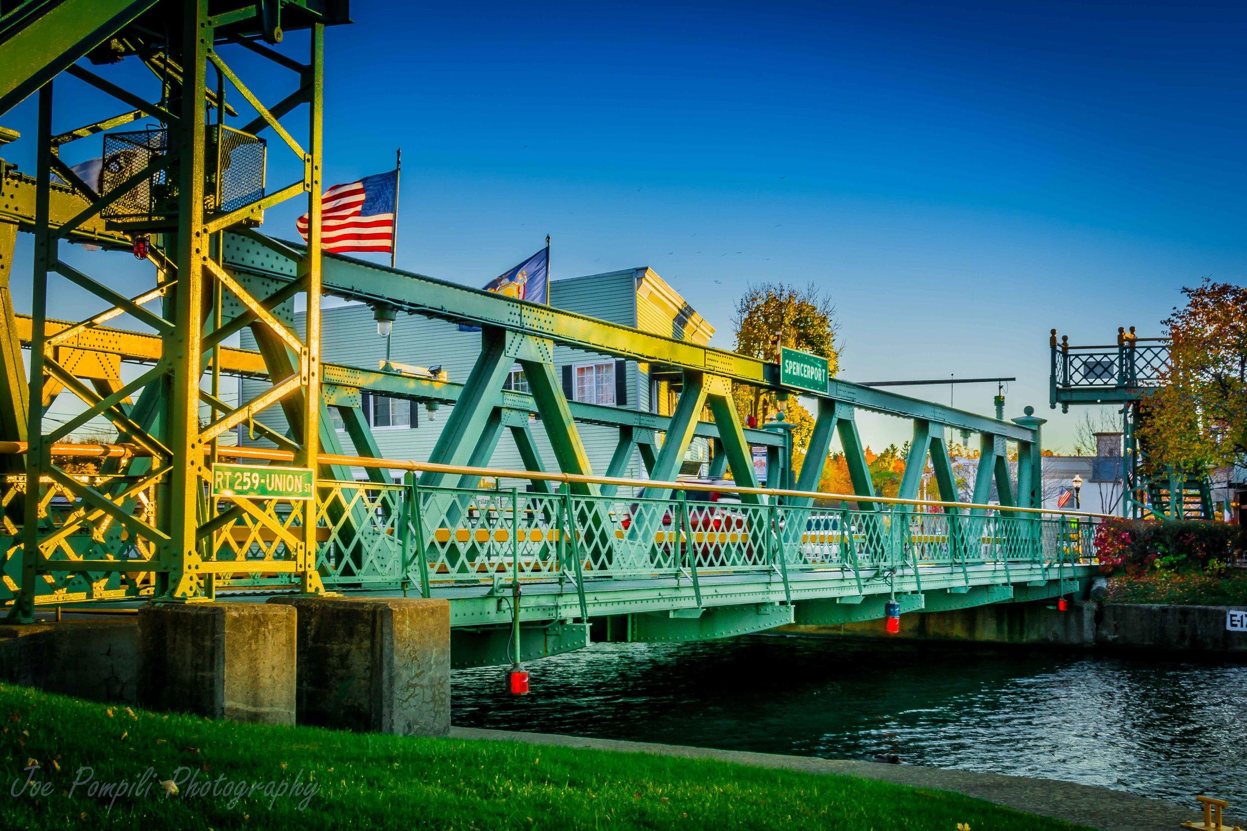 Union Street Bridge- Color (#1S)