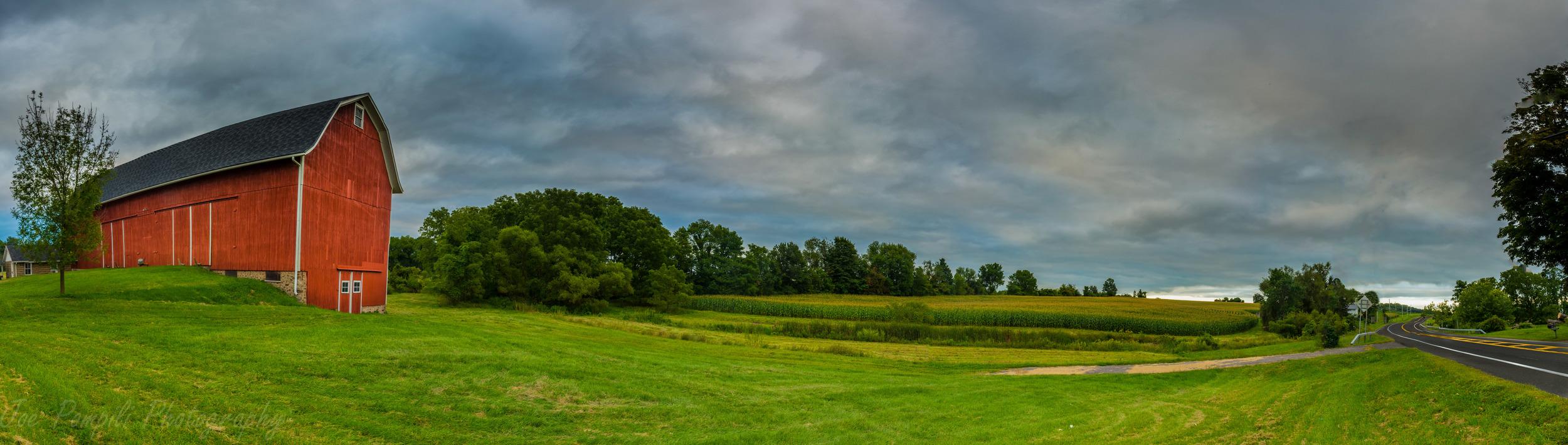 Pittsford Farm (Panoramic) #1P