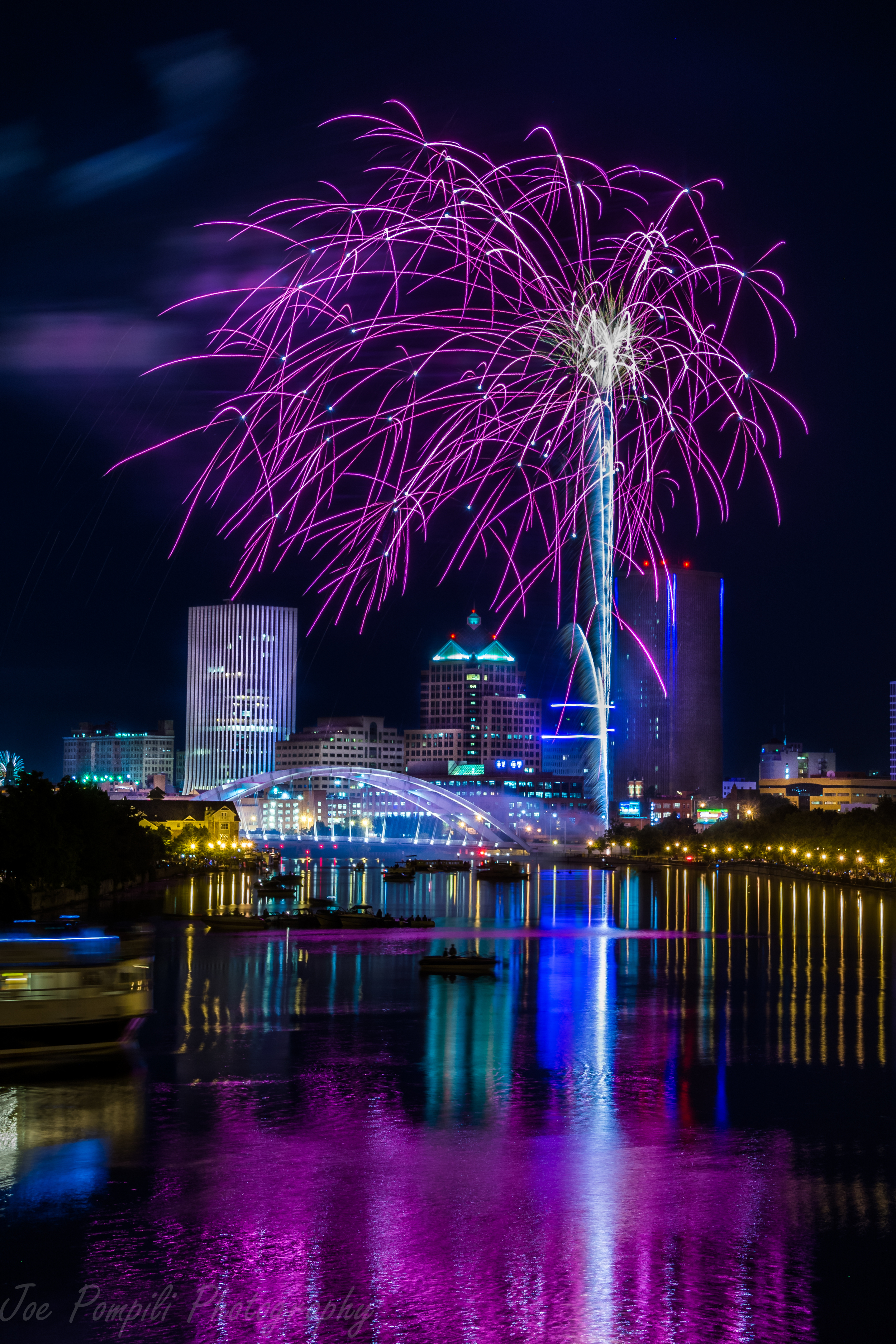 Rochester 4th of July Fireworks (#25R)