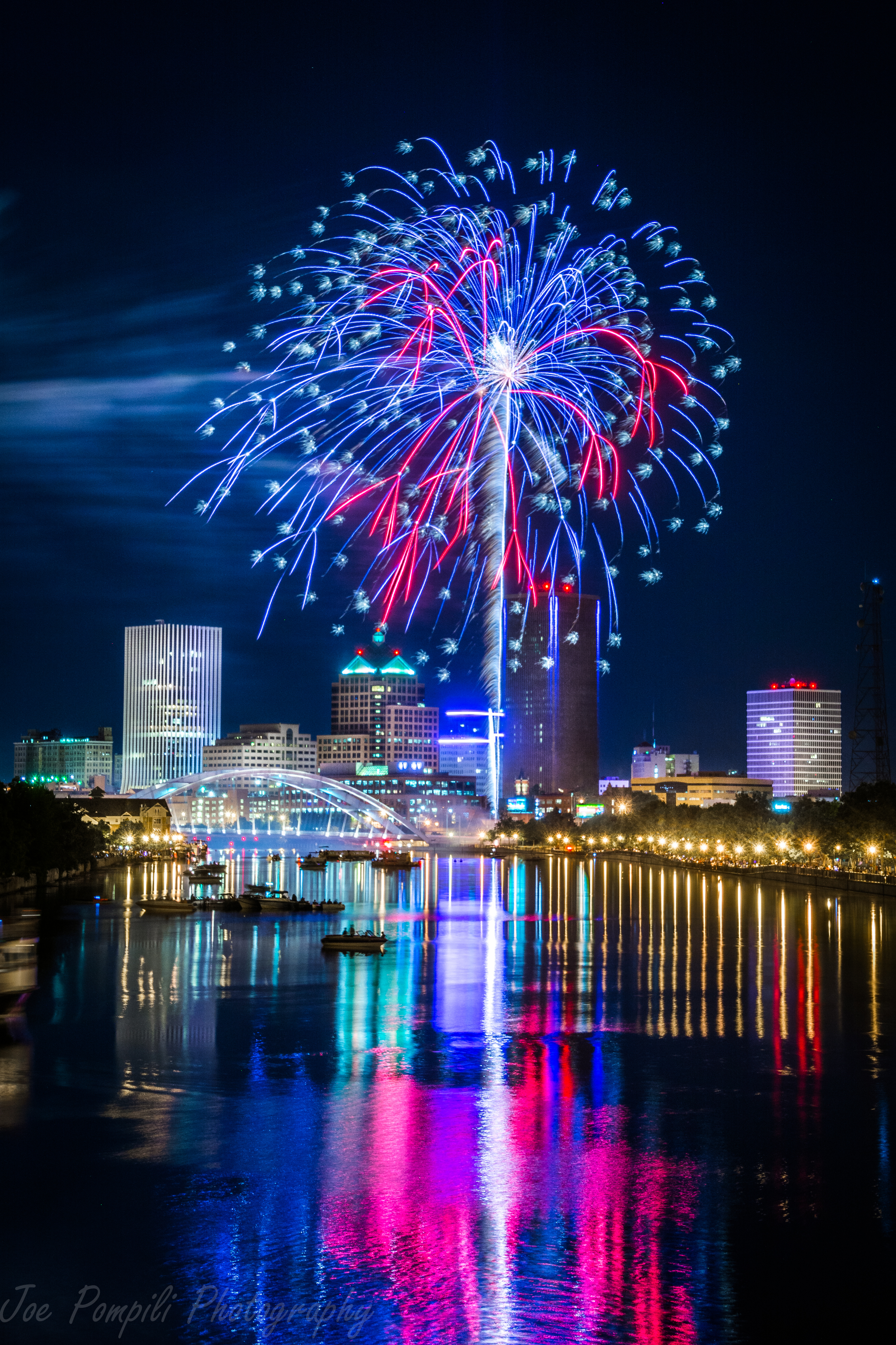 Rochester 4th of July Fireworks (#26R)