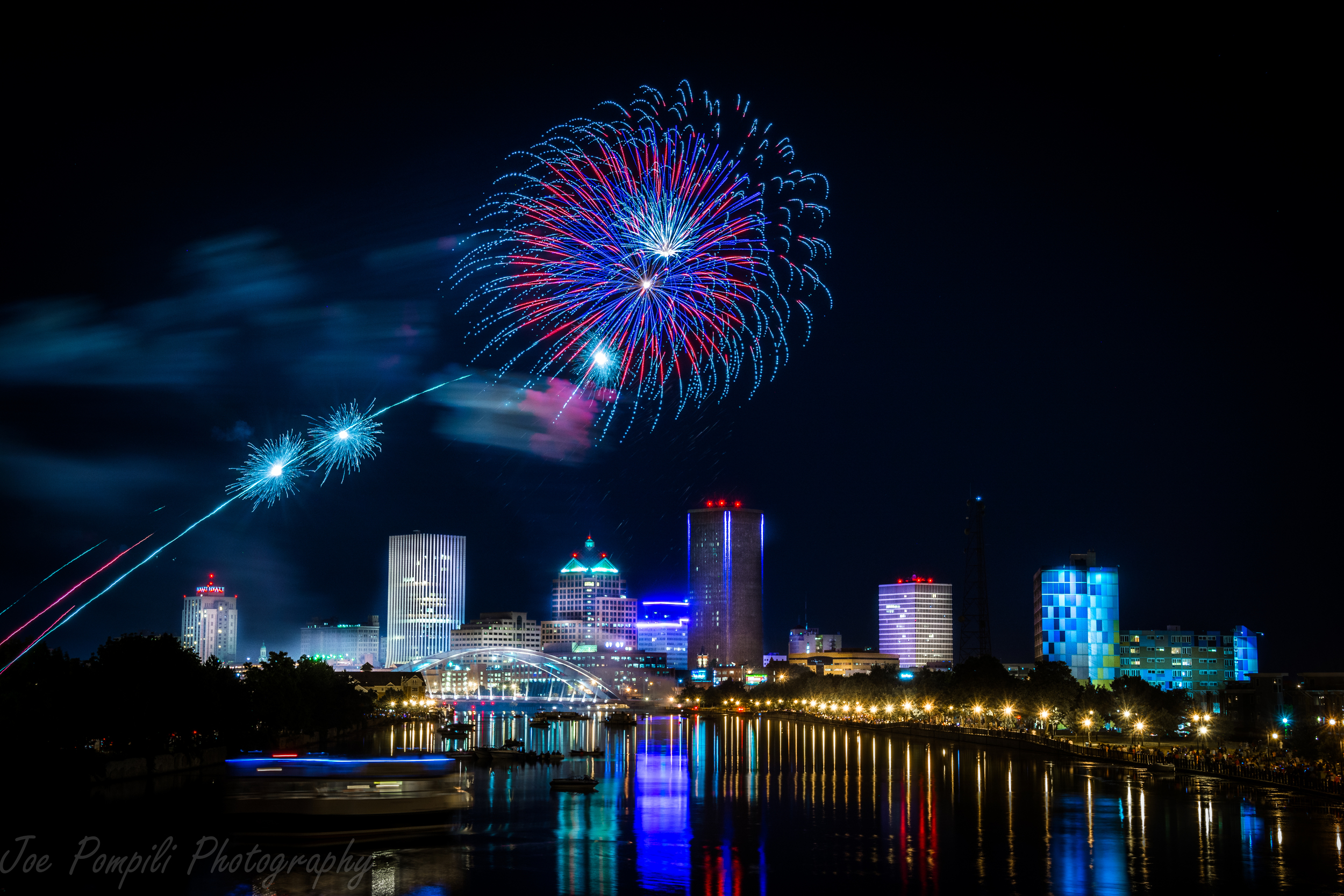 Rochester 4th of July Fireworks (#30R)