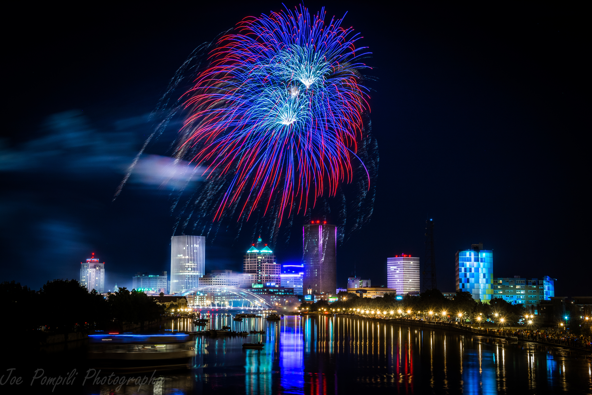 Rochester 4th of July Fireworks (#31R)