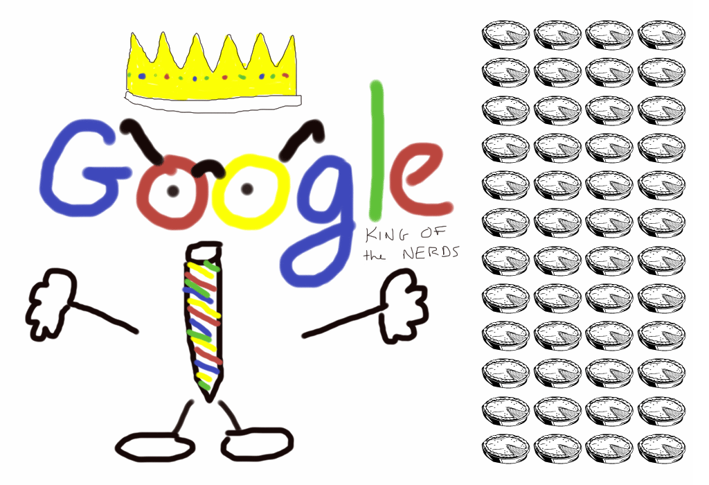 Google King of the Nerds