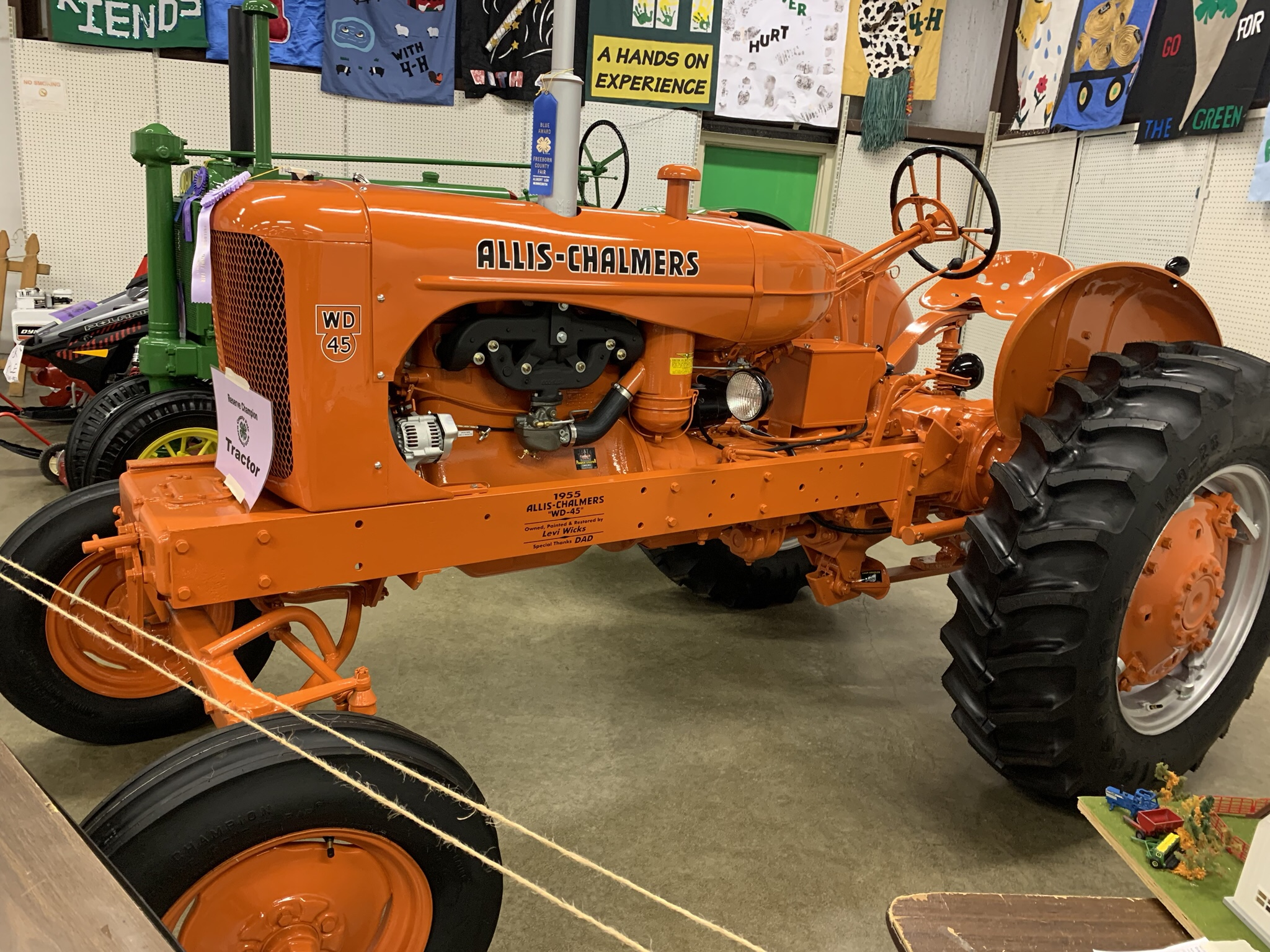 Everyone should have a favorite tractor.