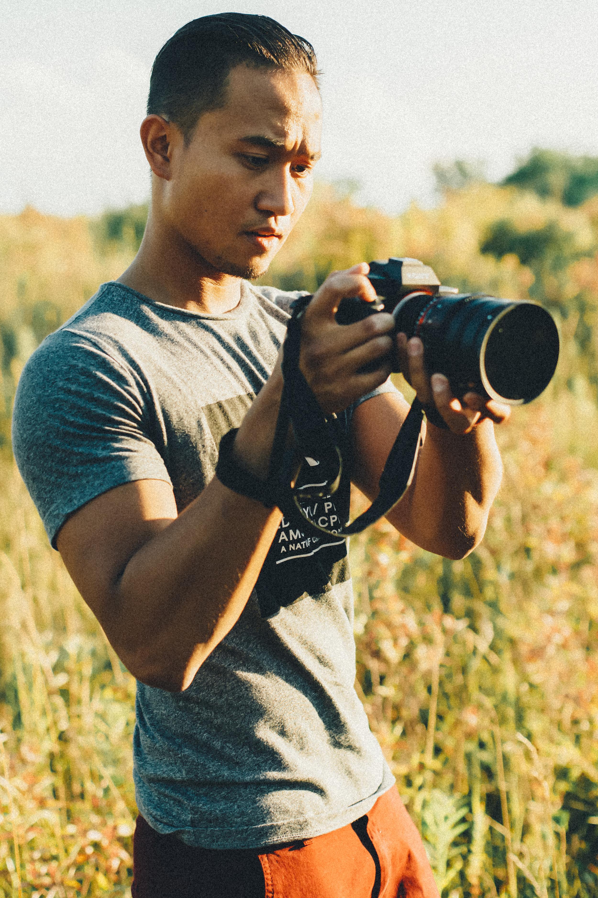 Aaron Daniel Films - More About Me Blogpost Photo