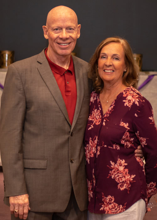 Pastors Kevin and Dianne Kerr