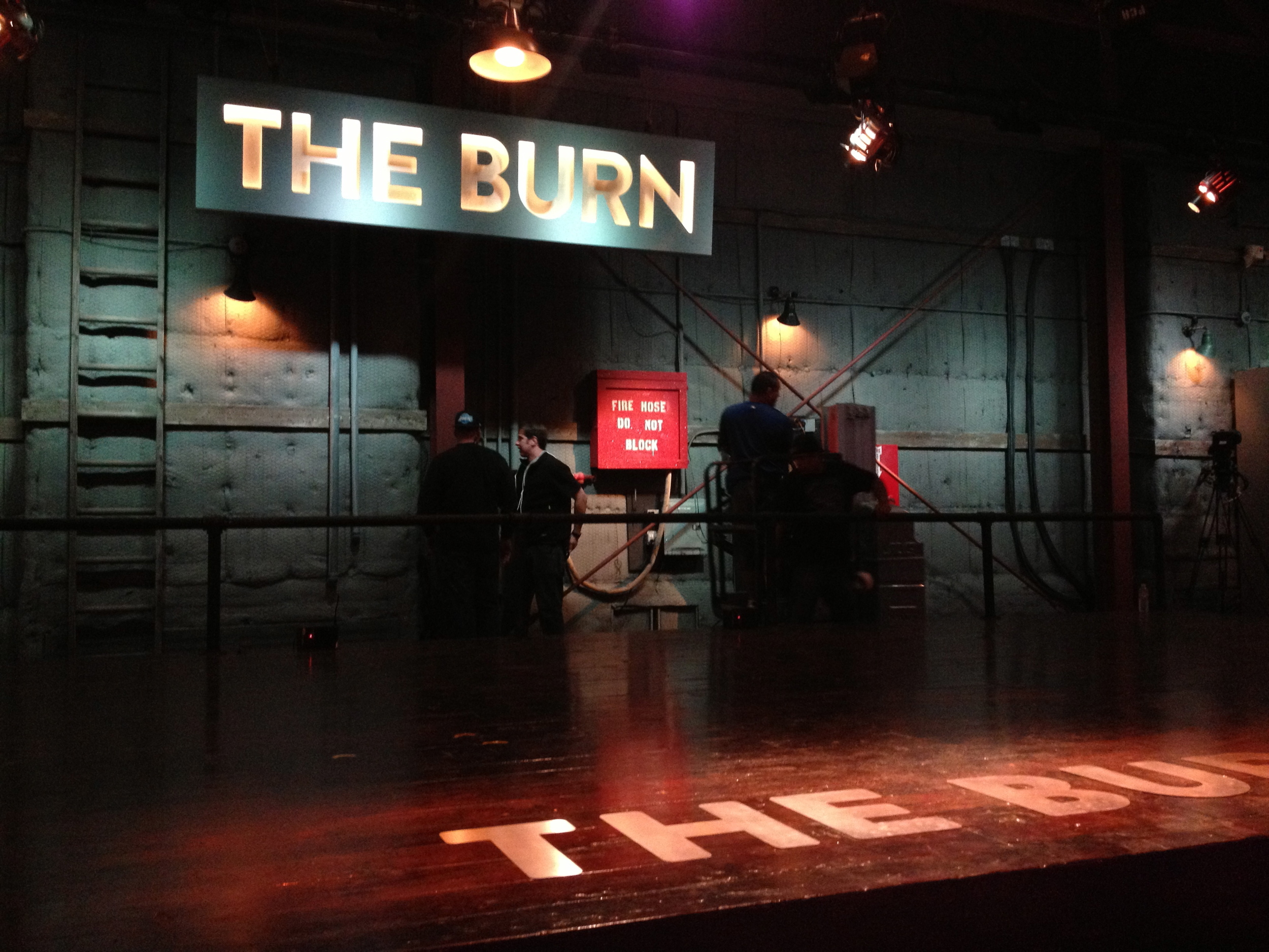 The Burn