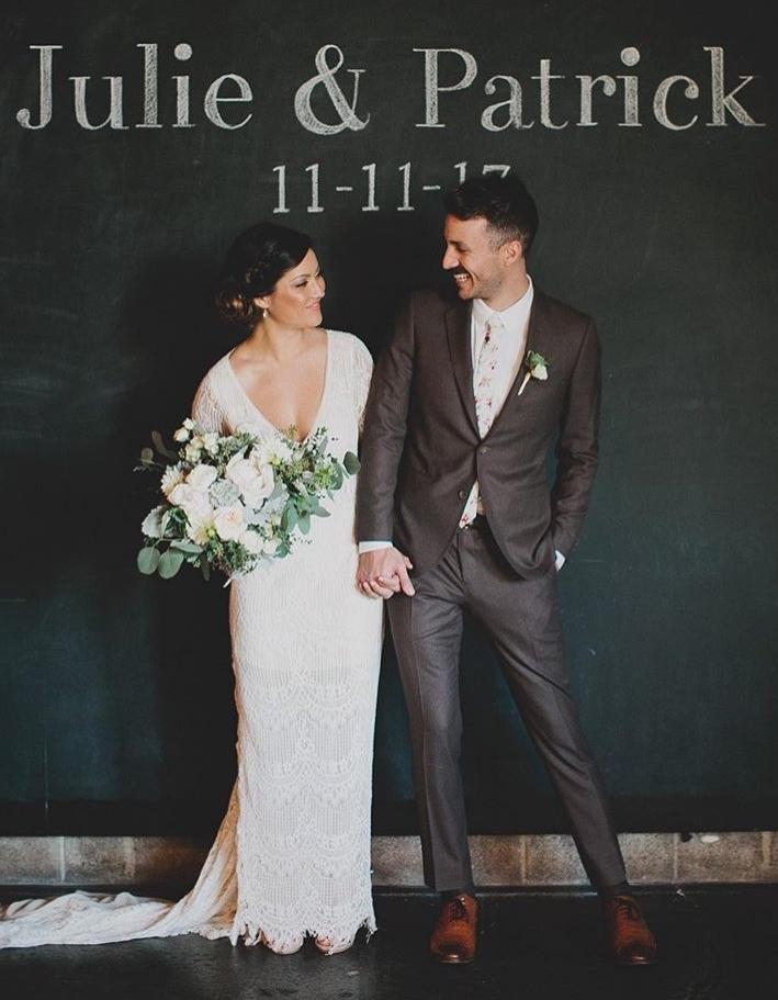 Wedding Photobooth Backdrop
