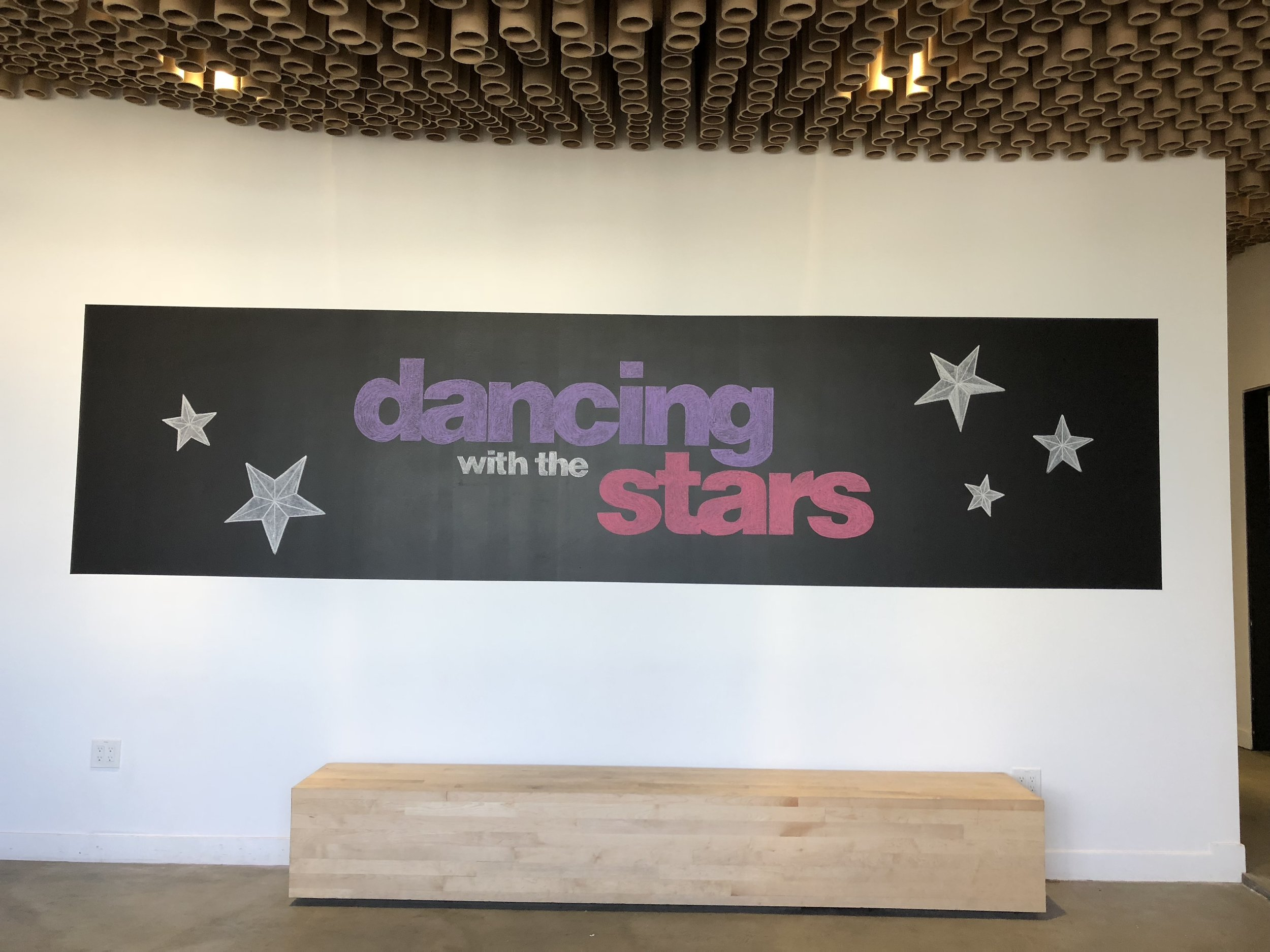 Logo for DWTS TV Show