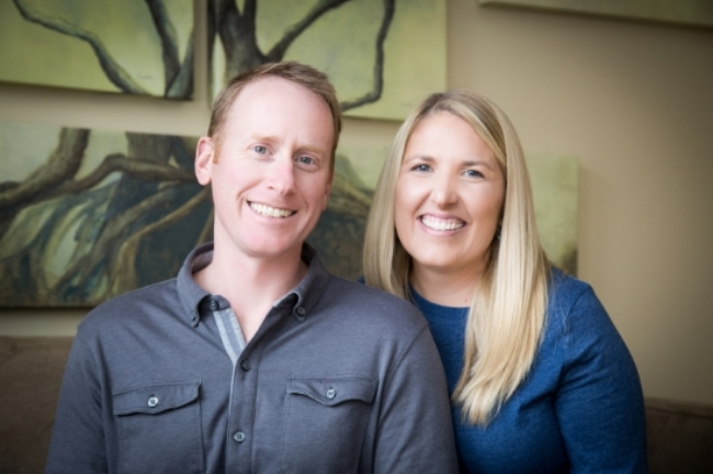 Tim & Amy - Founders of Health Foundations