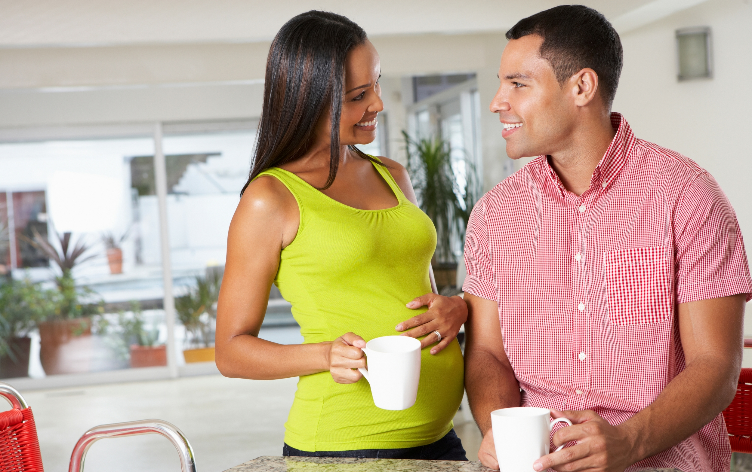 Pregnancy with partner