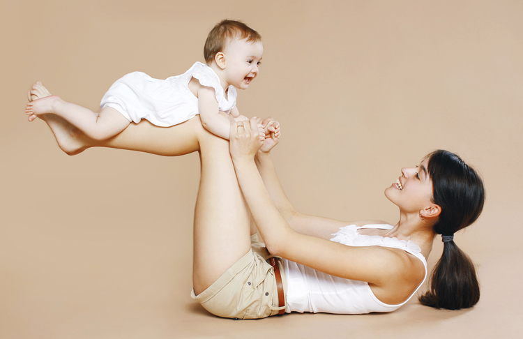 Baby Friendly Exercises