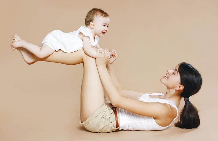 Baby Friendly Exercises
