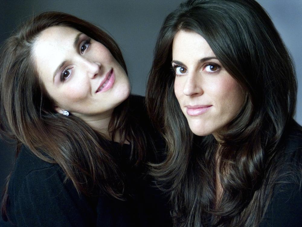 Ricki Lake & Abby Epstein