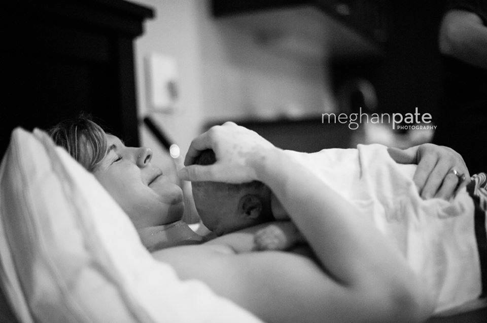 Proud Mama /  Meghan Pate Photography