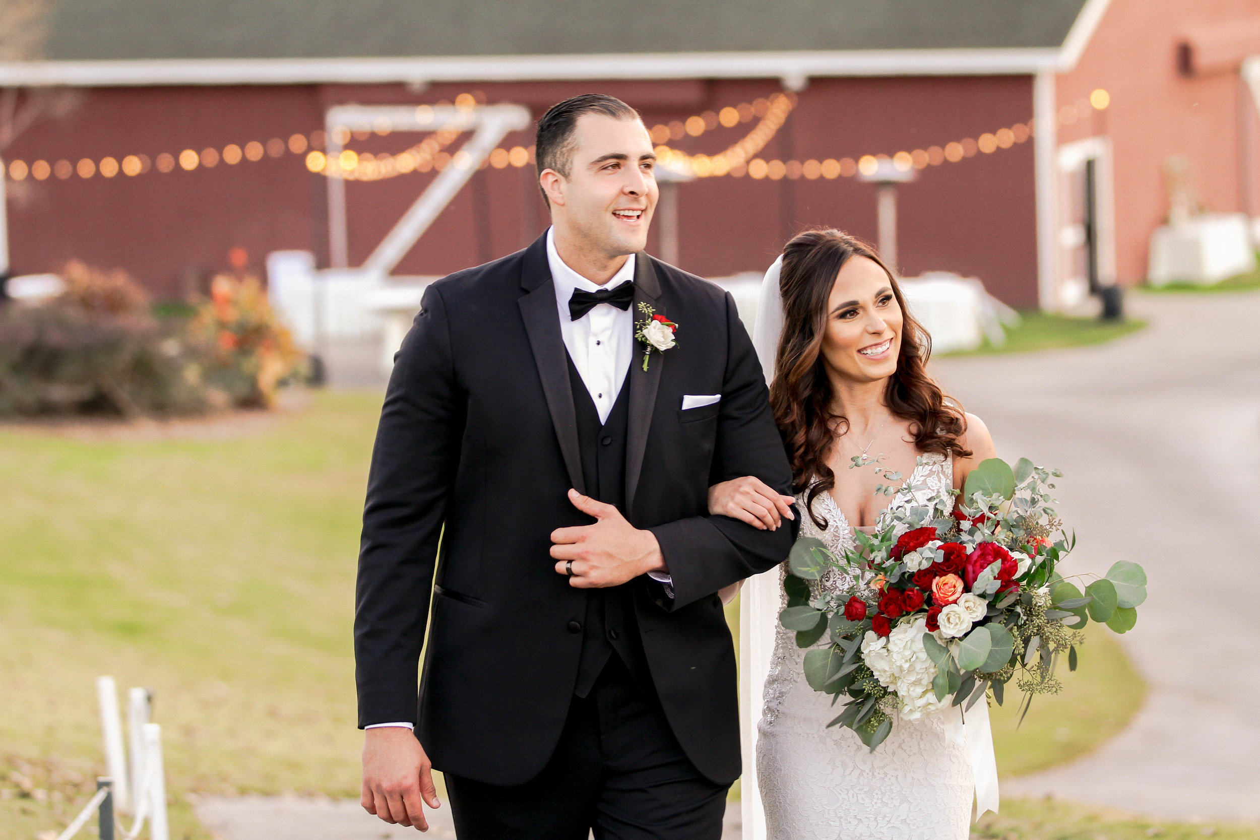 Sam and Sarah - Click here to see their wedding at Strawberry Farms with Juliet Peel Photography