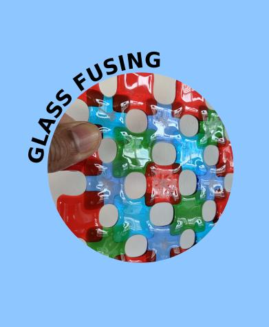 Break It & Make It : A Glass Fusing Class