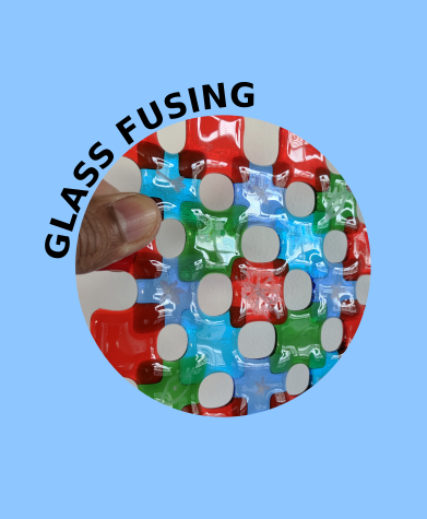 Break It & Make It : A Glass Fusing Class