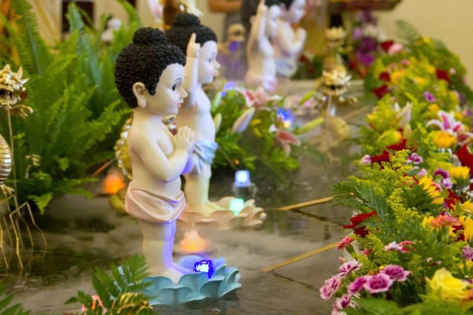 Buddha Bath